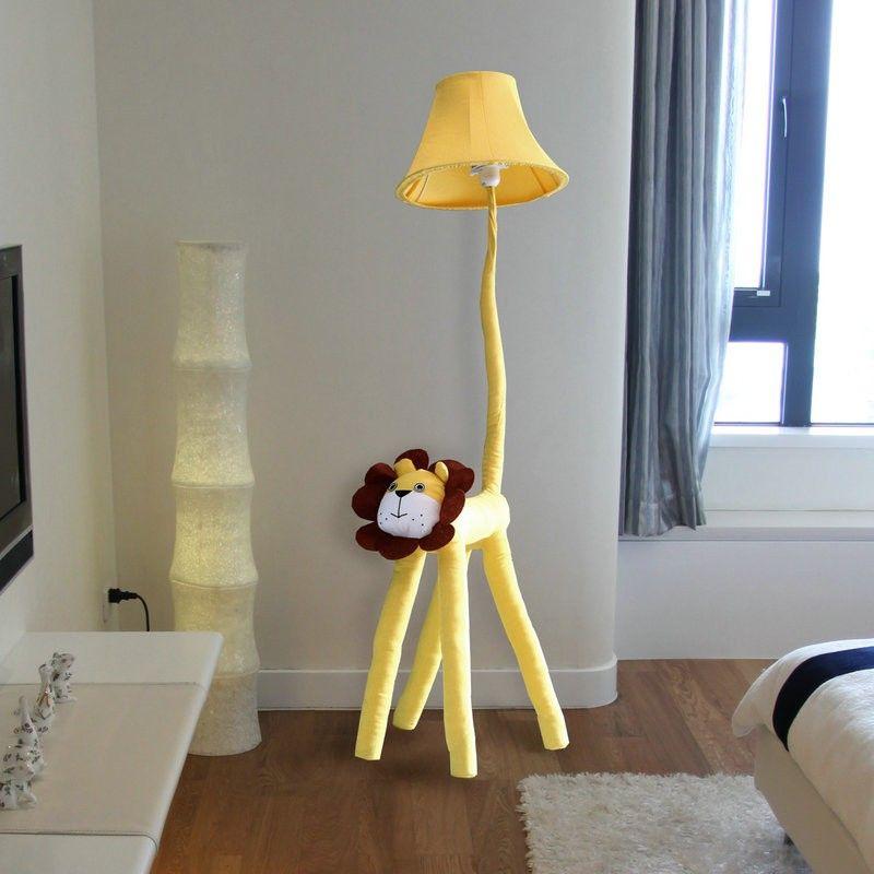 Attractive Kids Room Floor Lamps