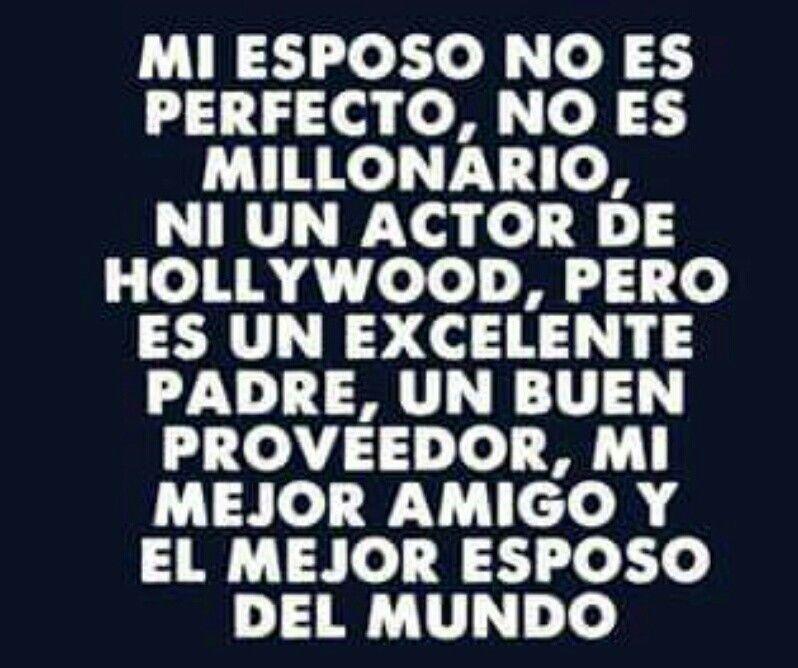 Marriage Quotes Spanish: Amo A Mi Esposo. Arcilu 2015