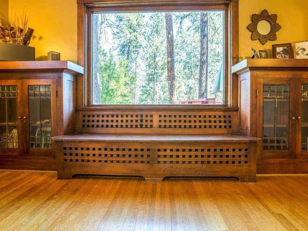 1913 Spokane Wa Love The Window Seat Radiator Cover And