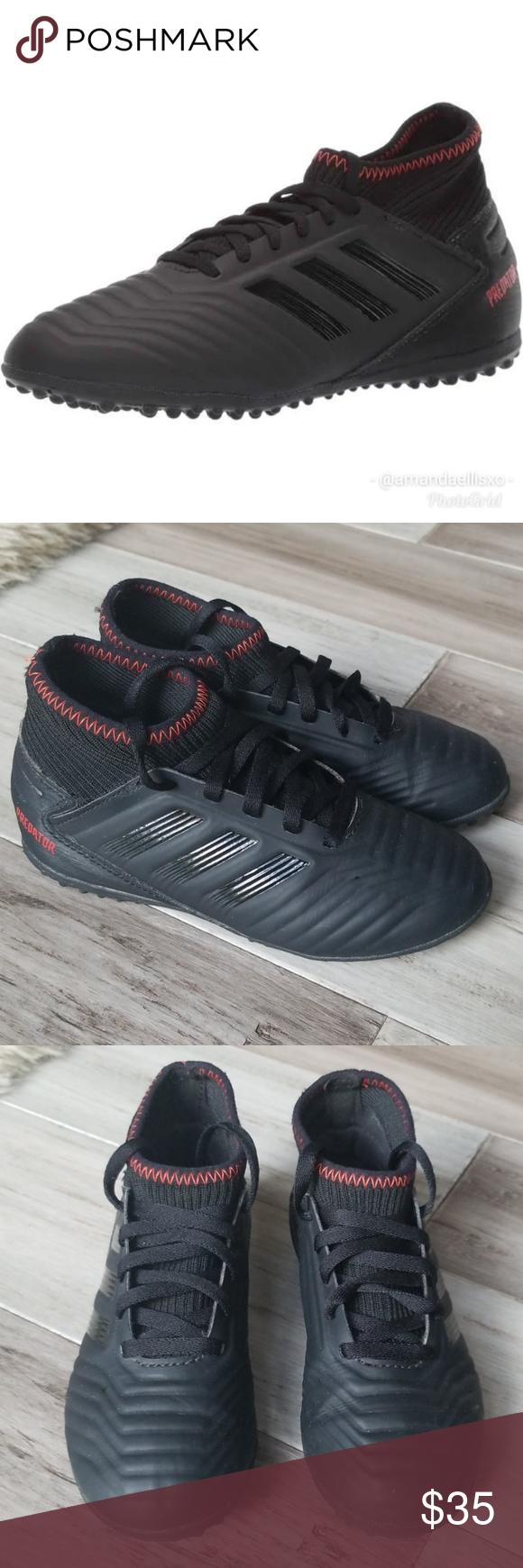 Adidas Predator 19 3 Turf Soccer Shoes Soccer Shoes Shoes Sneakers Adidas Adidas Predator