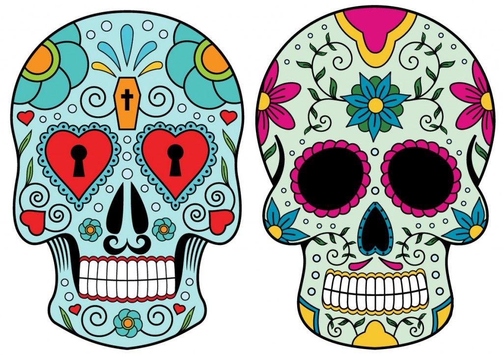 Caveira Mexicana Desenho Tumblr Pesquisa Google Caveiras