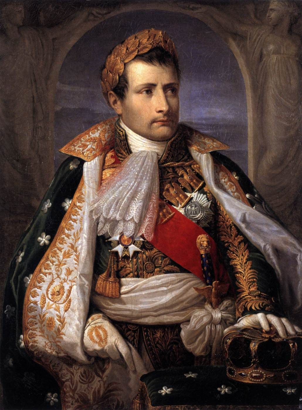 My Role Model Napoleon Bonaparte French History Napoleon