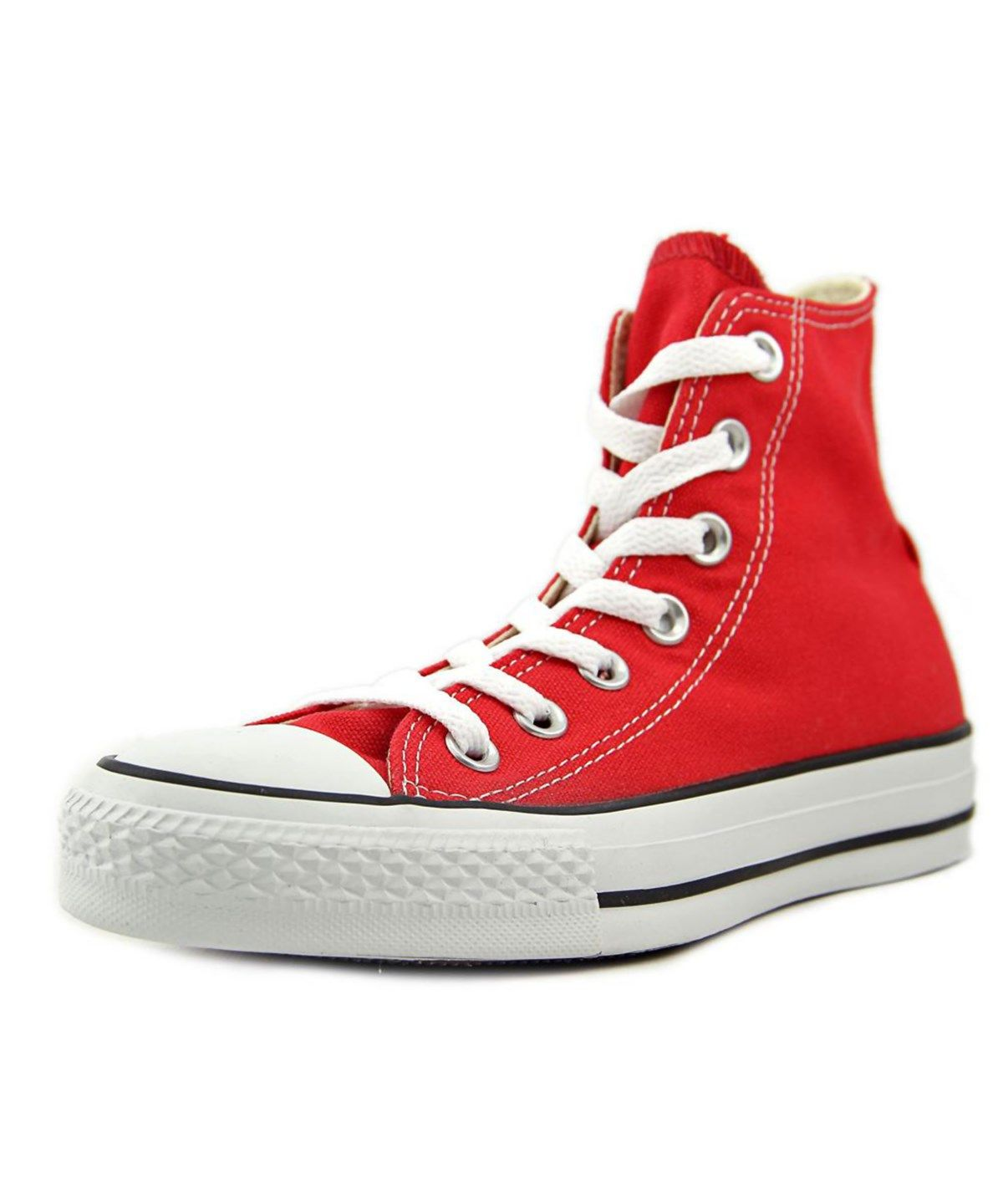 CONVERSE CONVERSE CHUCK TAYLOR ALL STAR CORE HI YOUTH ROUND TOE CANVAS RED  SNEAKERS'.