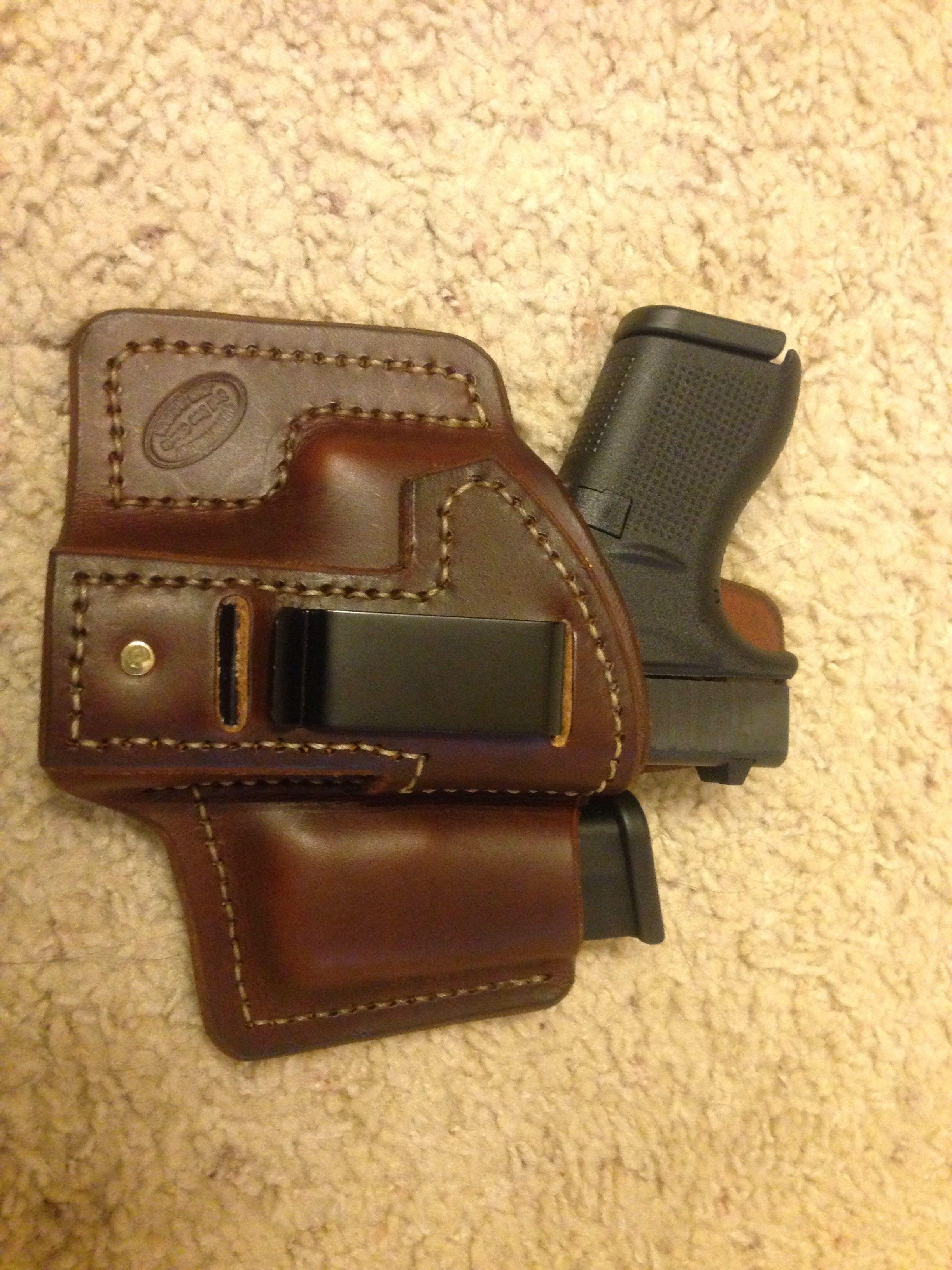 Iwb Glock 42 - Jackson LeatherWork, LLC Find our speedloader now! www.raeind