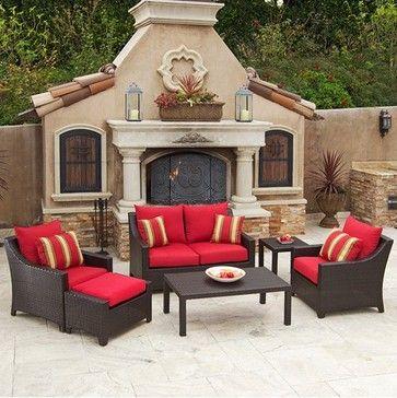 Outdoor Fireplace El Paso Style El Paso Ideas Patio