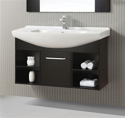 Modern style bath vanity #icafurniture Single Sink Bath Vanities