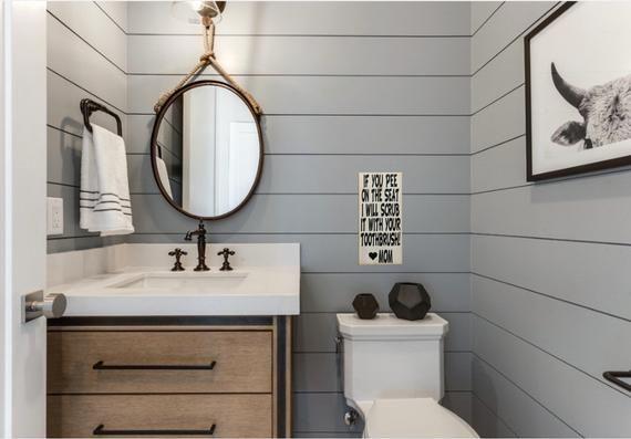 Boys Bathroom Boys Bathroom Decor Boys Bathroom Wall Decor Etsy In 2021 Boys Bathroom Decor Boys Bathroom Small Half Baths
