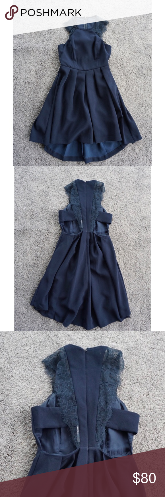Navy blue dress size 0 images
