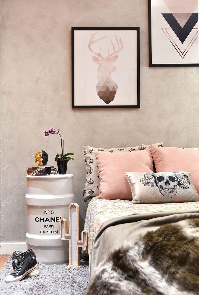 12 decorao de quarto feminino em tons