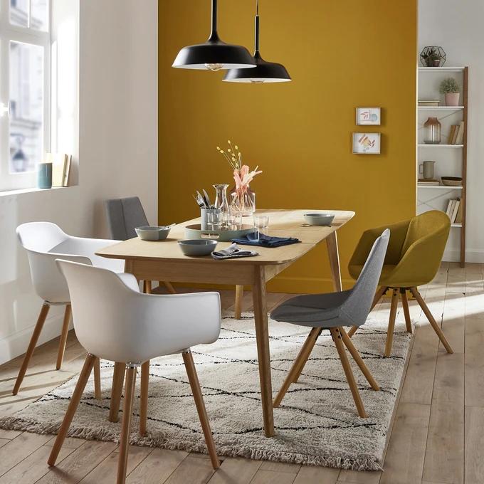 Fauteuil De Table Lot De 2 Wapong Laredoute Be House Interior Interior Home Decor