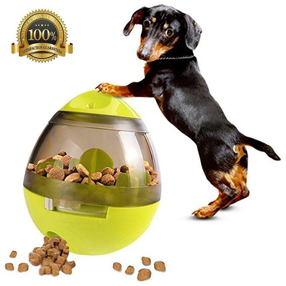 Yongyitong Treat Dispensing Dog Toys Dispenser Ball Toy For Slow