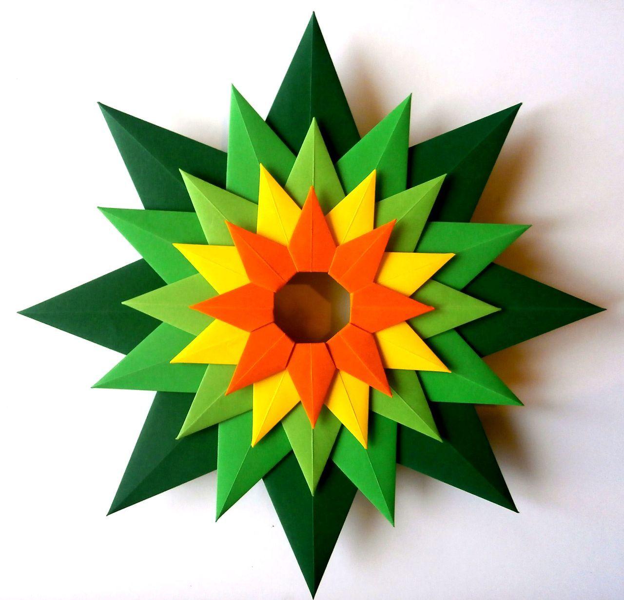 Stella Veneziana Designed By Paolo Bascetta Folded Vlatka Fric