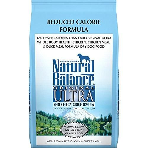 Natural Balance Original Ultra Reduced Calorie Dog Food Dog Food