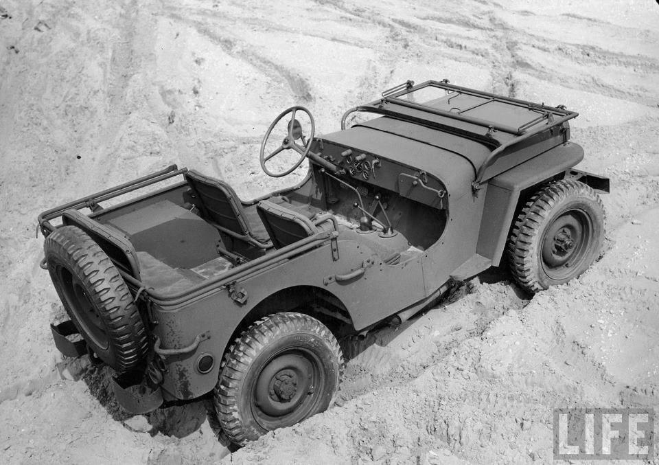 Jeep, June 1942