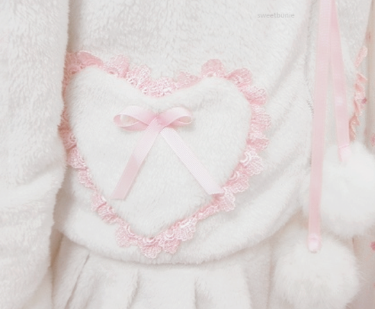 White And Baby Pink Aesthetic