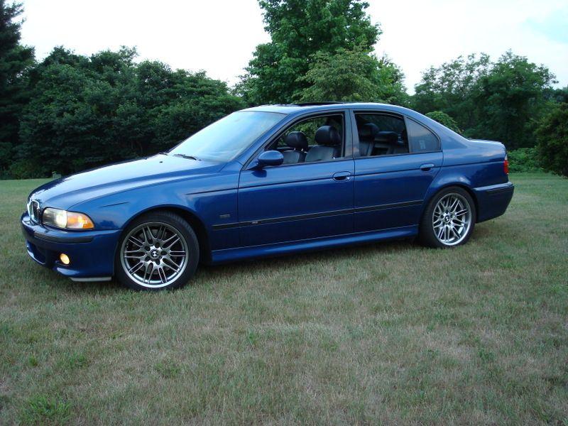 Bmw E39 M5 Avus Blue With Images Bmw Bmw M5 Bmw E39