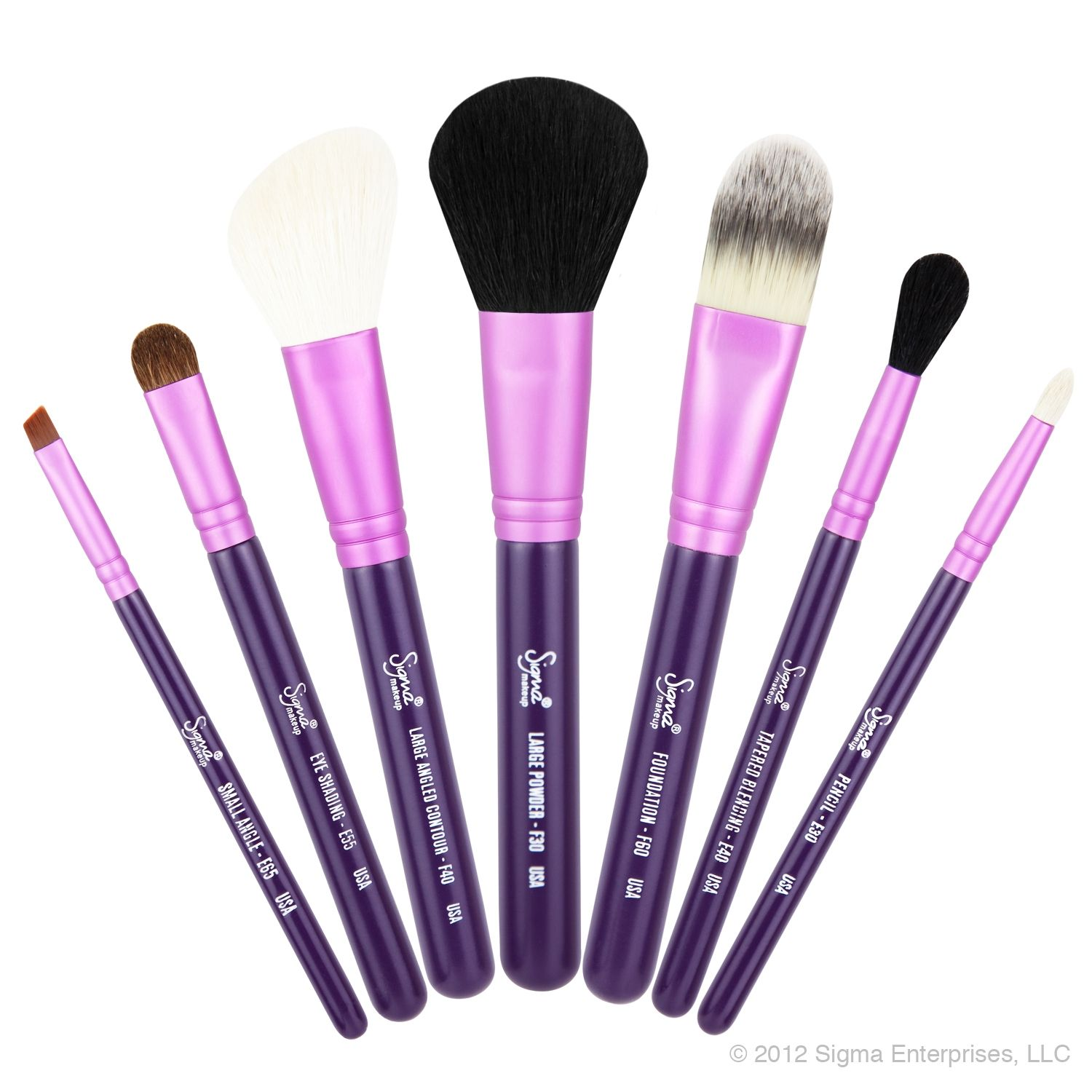 Travel Kit Sigma Makeup Brushes. Arriving Tuesday from
