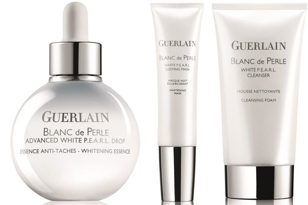 Guerlain Blanc De Perle Collection Spring 2014 Beauty Trends And Latest Makeup Collections