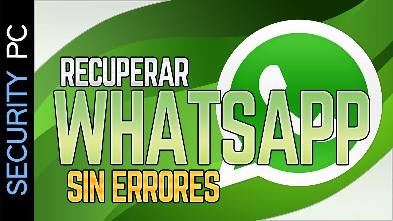 Recupera Tus Notas De Voz | Whatsapp | Android | 2017 | Efectivo