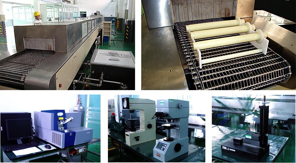 Ultra Sonic cleaning machine and quality inspection equipment used for manufacturing