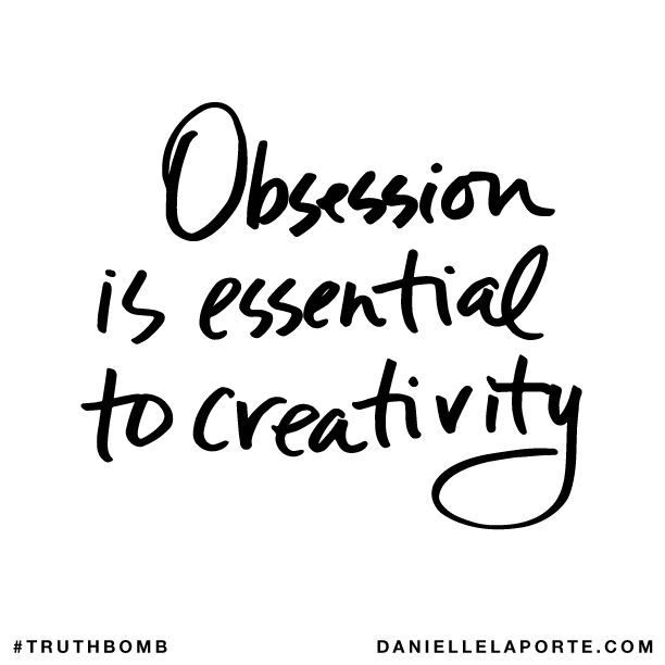 Obsessive Quotes Motivational: Hashtag Wisdom // Obsessed