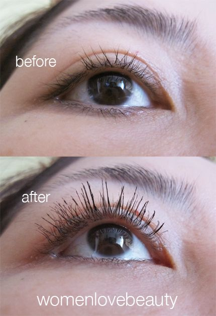 ea6fcc0b4a5 Great results with just 2 coats, Lancome Hypnose Star Waterproof Mascara.  http:/