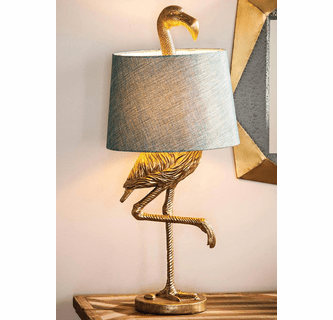 Shy Flamingo Table Lamp In 2019 Home Decor Lighting Bedroom Lamps