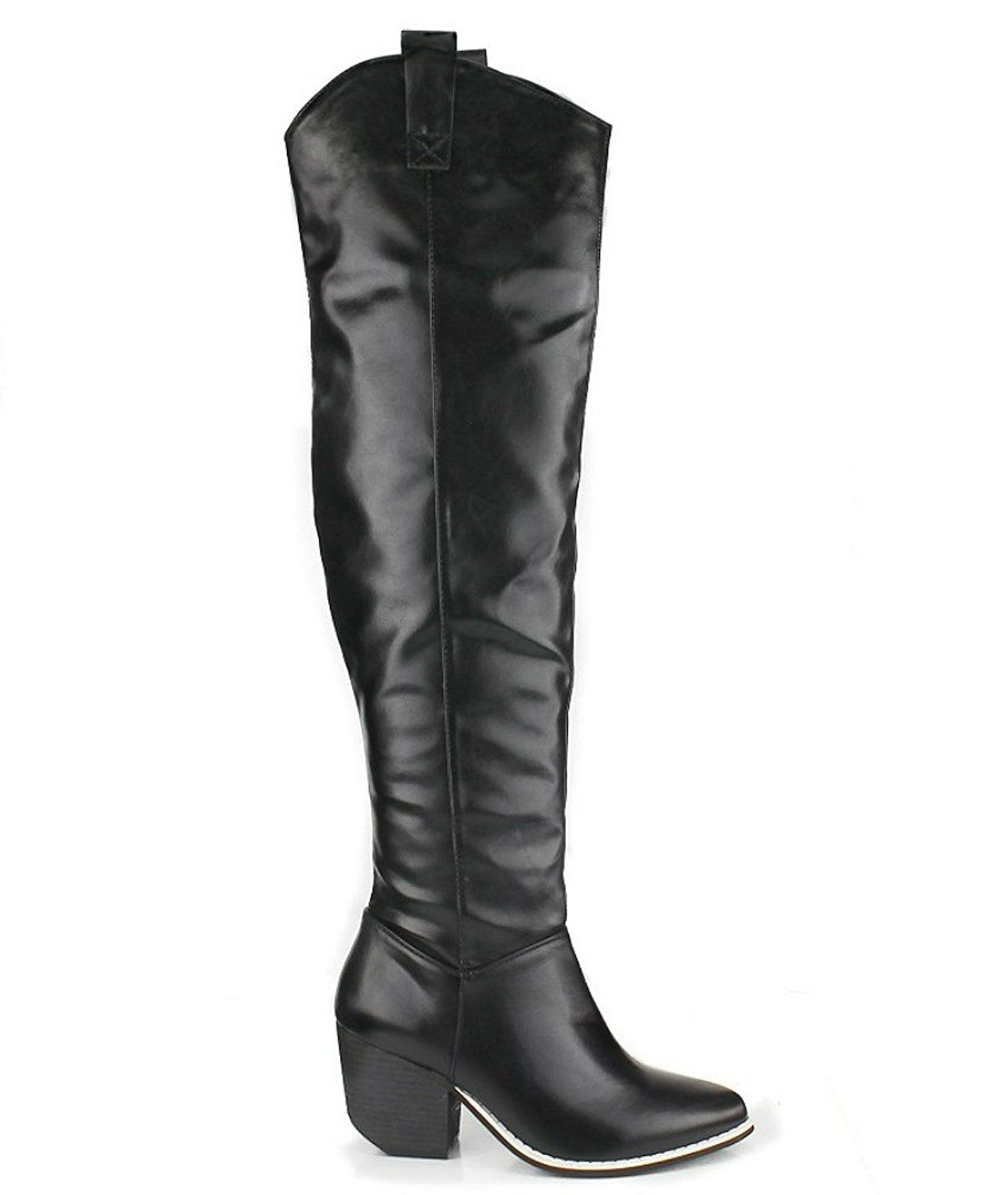 d933b1f4fe7 Thigh High Western Cowboy Boots Women's shoes *** This is an Amazon ...