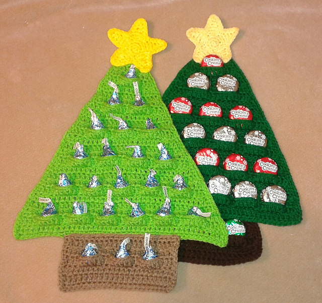 crochet christmas countdown Google Search Christmas