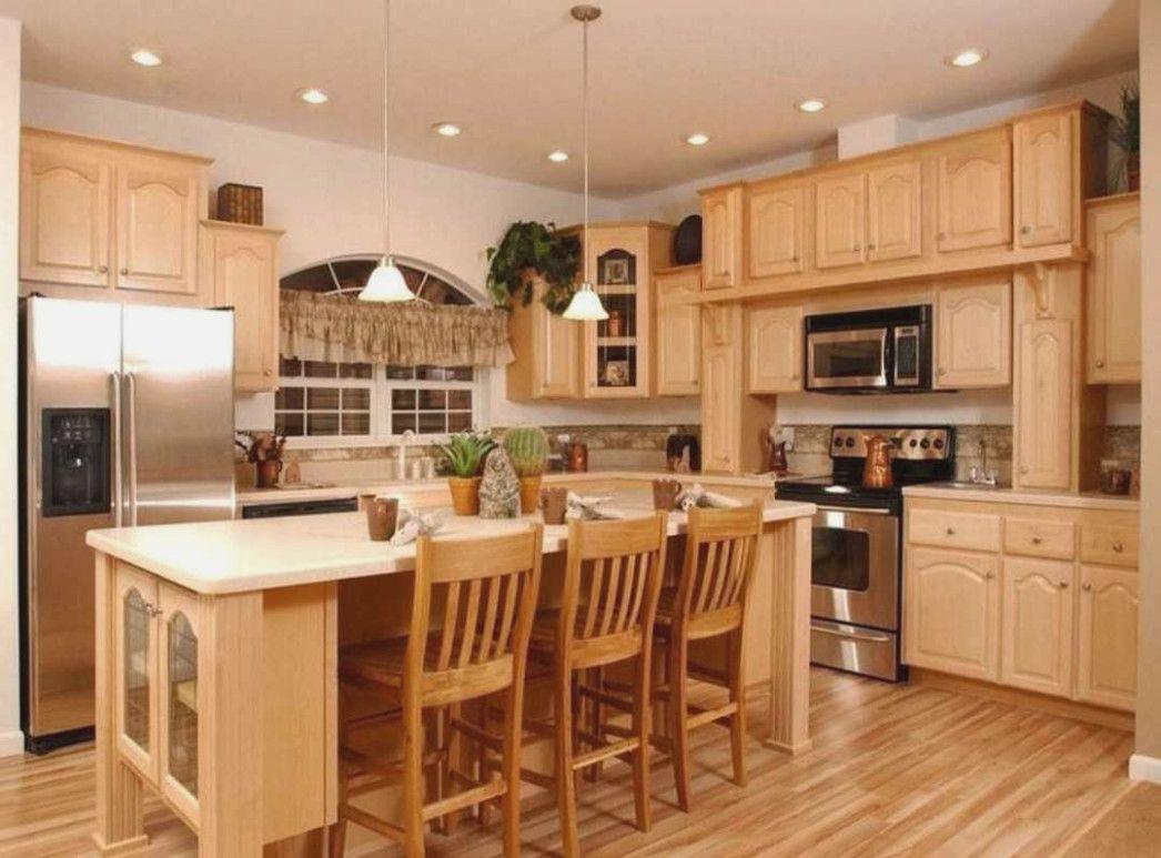 Oak Trim Outdated Best Kitchen Color Maple kitchen