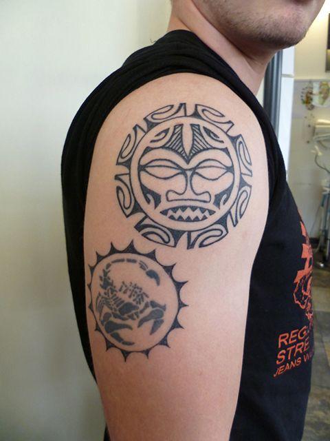 FARBREIZ Tattoo & Art www.farbreiz-tattoo.de claudia@farbreiz-tattoo.de #maori #tattoo