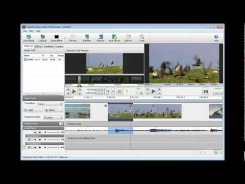 Videopad video editing software tutorial part 1 this video videopad video editing software tutorial part 1 this video introduces you to videopad and covers how to import media files setting in and out points ccuart Image collections
