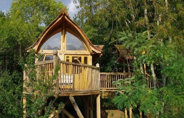Attraktiv Baumhäuser Der Welt Designs Ländlich