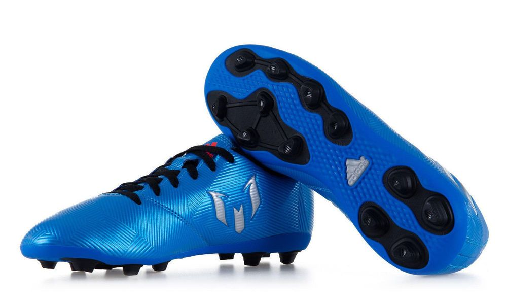 Adidas Kids Football Shoes Messi 16.4 FxG Junior Speed of