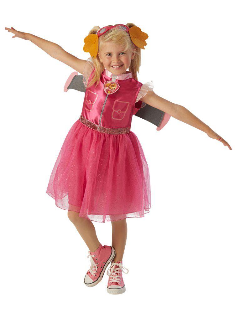 Paw Patrol Girls DressPaw Patrol Skye Skater DressSkye Dress