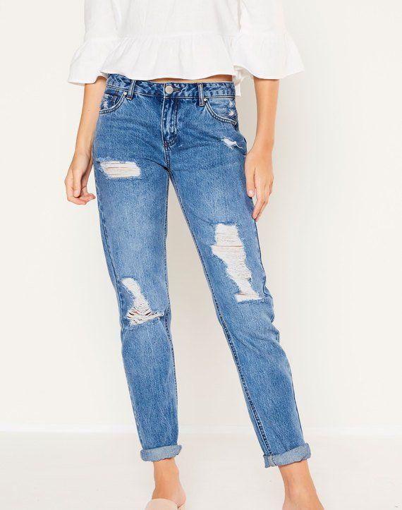 Noisy May NOS DE Jeans Skinny Donna