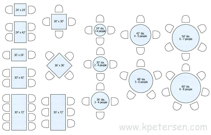 Image Result For Top View Of Round Table Drawing Dining Table Sizes Dining Table Dimensions Restaurant Tables