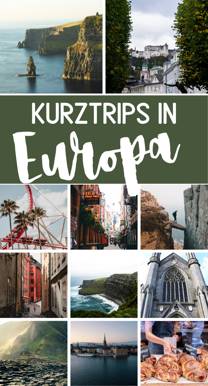 Photo of The most beautiful short trips in Europe – travel, vacation, excursion