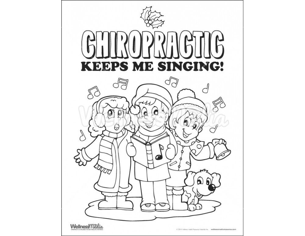 Chiropractic Kids Coloring Pages Coloring Pages For Kids Coloring For Kids Coloring Book Pages