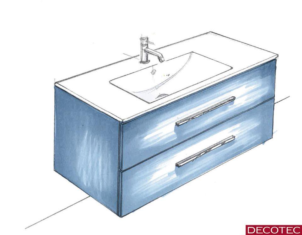 La Societe Decotec Vous Presente Le Modele New Orleans Disponible Dans Les Prochains Jours Cette Creation Exclusive Meuble Vasque Vasque Salle De Bain Design