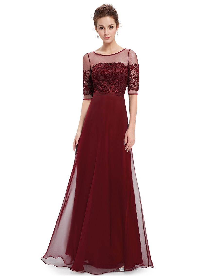 Found on Google from | Lace evening dresses