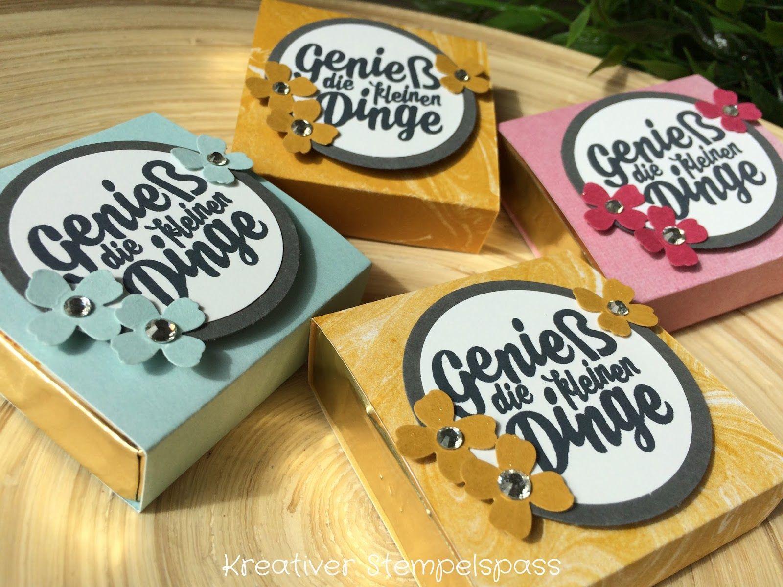 Kreativer Stempelspaß: Goodies