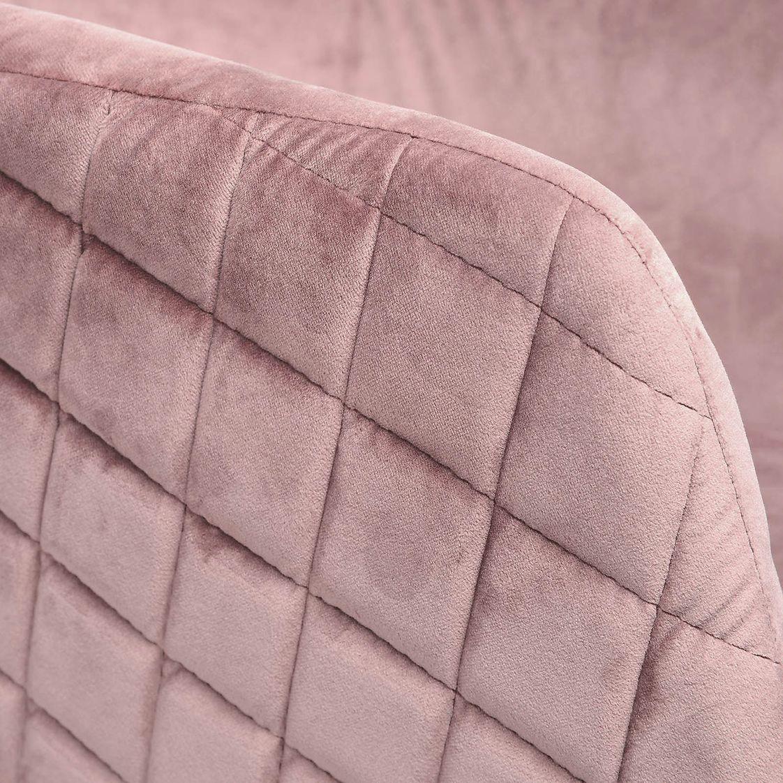 Stuhl Samt 55x76x57cm Altrosastuhl Samt 55x76x57cm Altrosa Altrosa Rosa Stuhle Altrosa Und Samt