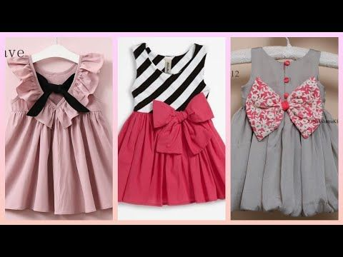 9c8167f4b6 1year baby frock cutting and stitching full tutorial
