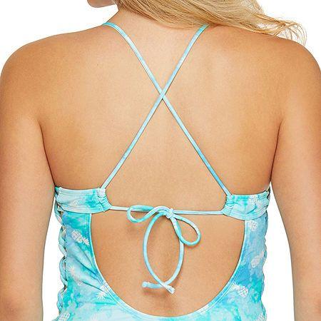 Arizona Tie Dye One Piece Swimsuit Juniors | Junior
