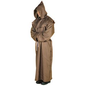 Monk Robe Mens Standard
