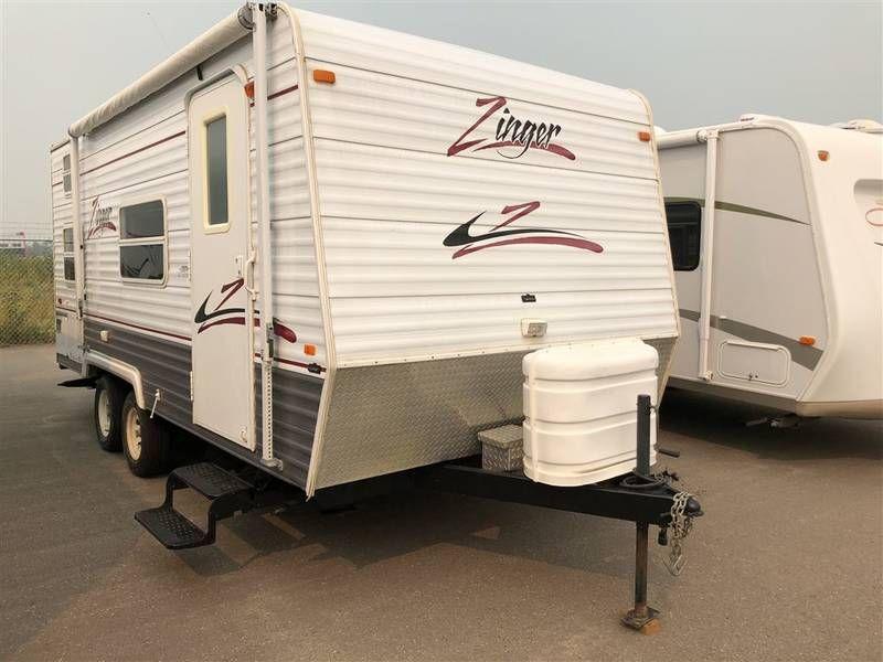 2019 Crossroads Zinger Zr28ds Camper Used Travel Trailers