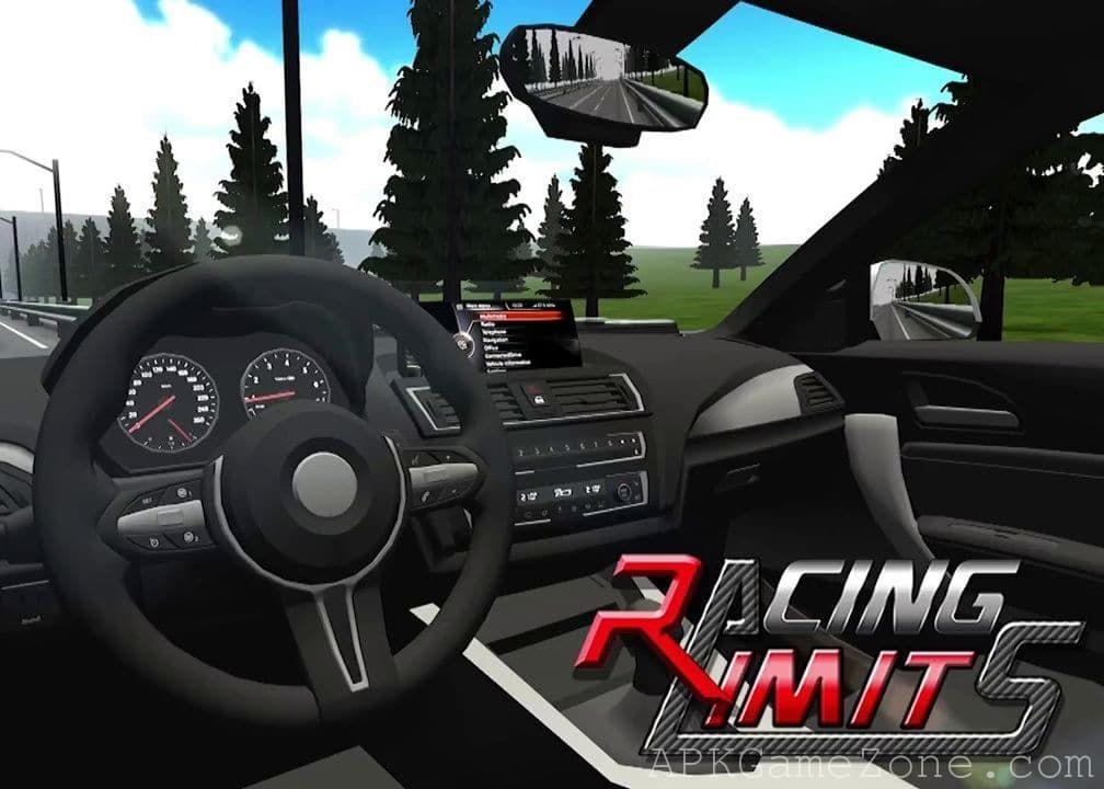 Racing Limits Money Mod Download APK Money games