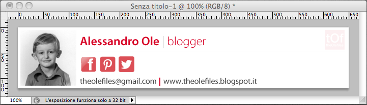 email signatures: how to... http://theolefiles.blogspot.it/2014/03/ci-metto-la-firma.html