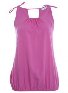 Miss Selfridge Retail Ltd (US) Pink Open Back Tank